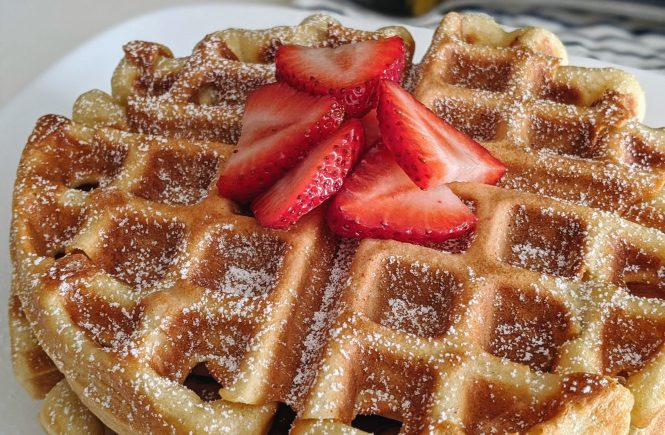 waffle recipe for breakfast