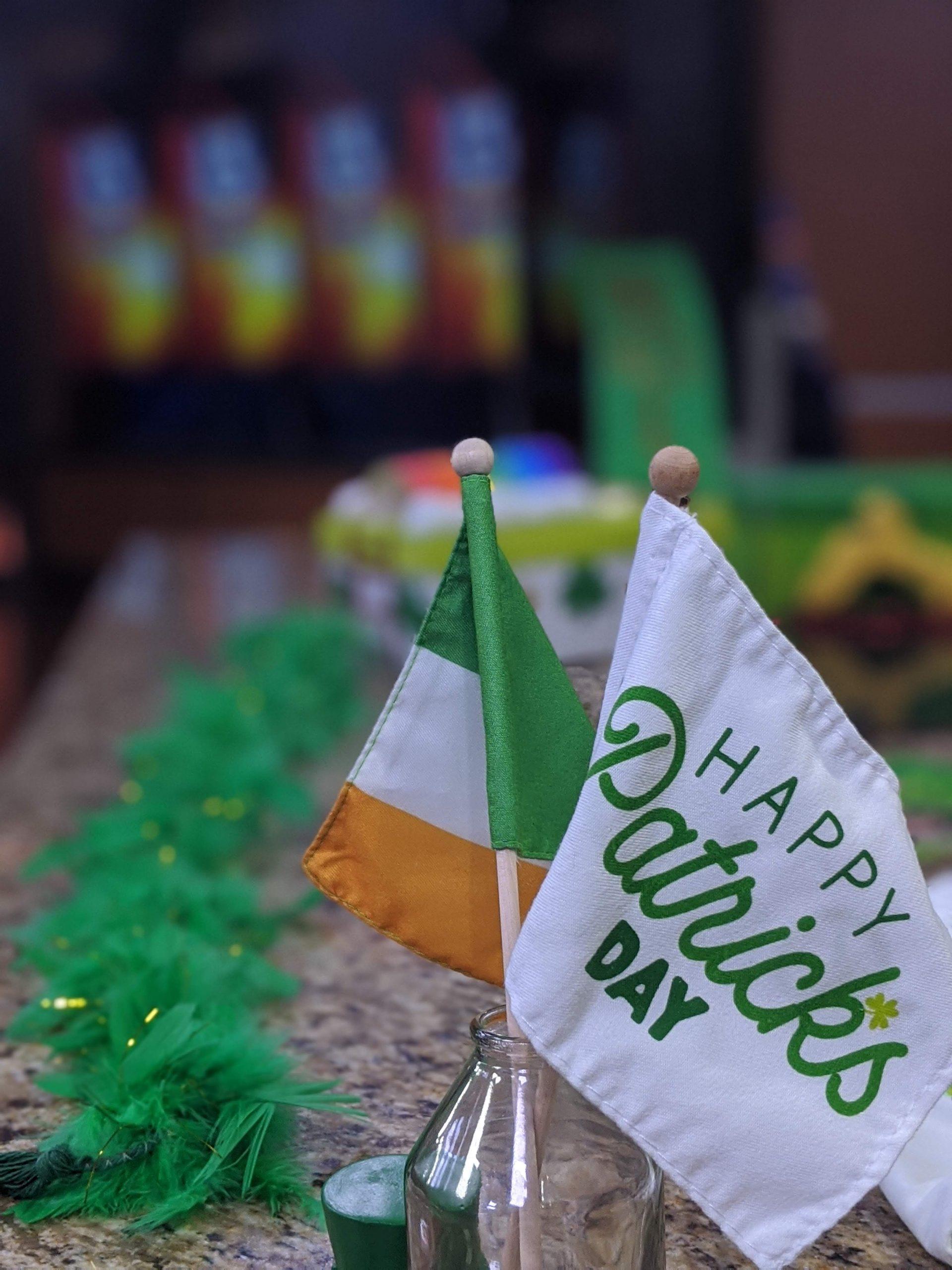DIY St. Patrick's Day crafts