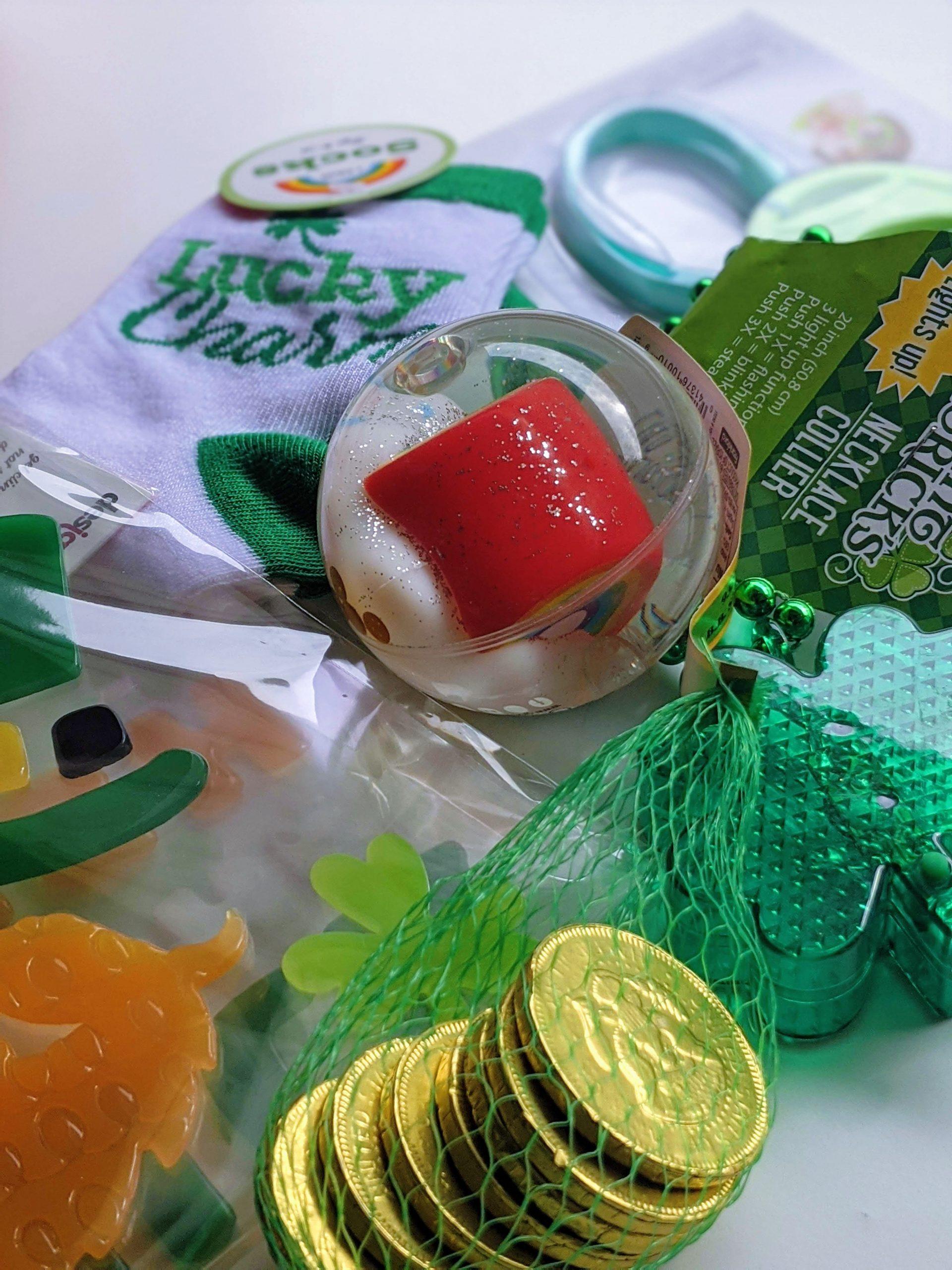 leprechaun trap goodies