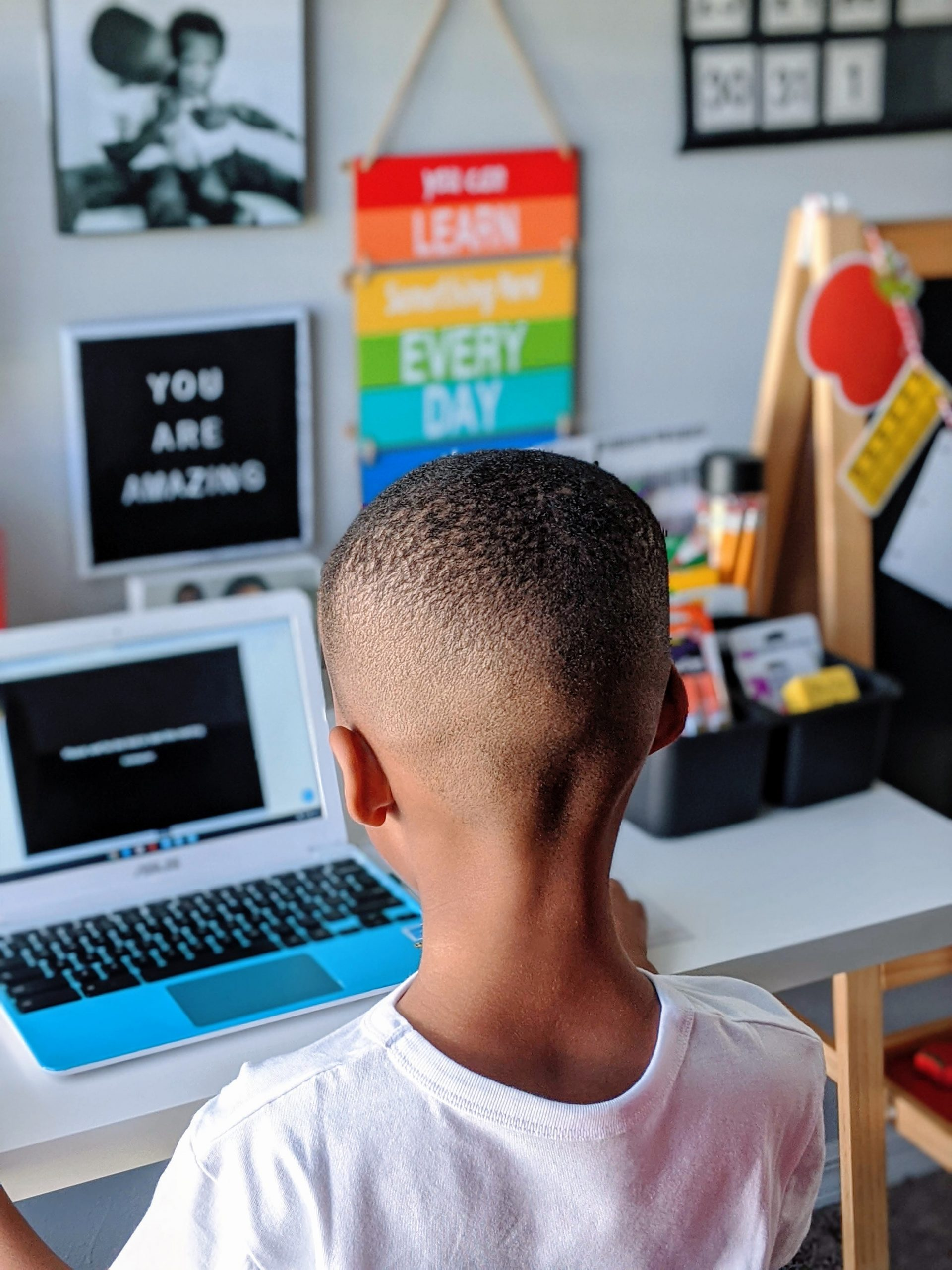 workspace for kids at home