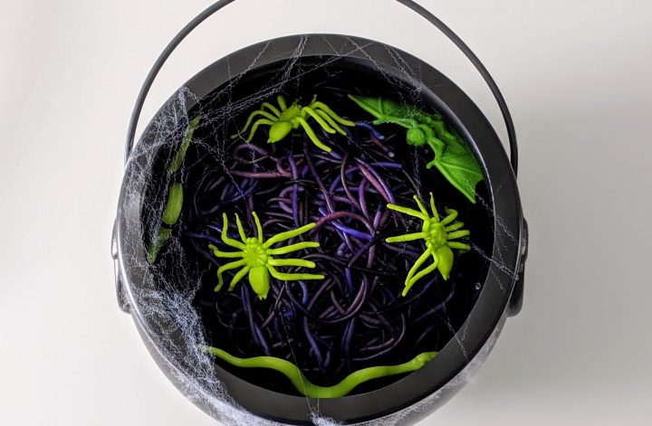 Awesome Halloween Sensory activity