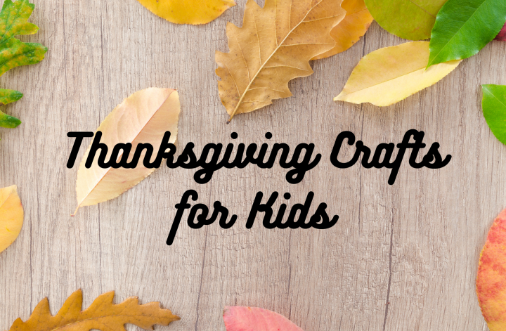 featured image for Thanksgiving crafts